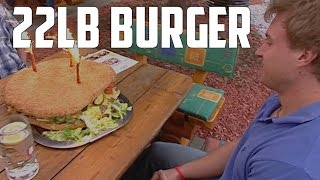 Download Furious World Tour | Germany - 22lb Burger, 6lb Schnitzels and More! (Full HD) Video