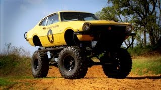 Download Monster Truck Modification | Top Gear USA | Series 2 Video