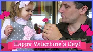 Download Our VERY FIRST Daddy Daughter Date on Valentine's Day! Video