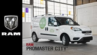 Download 2019 Ram ProMaster City | Product Features Video
