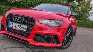 Download #Hellride: HGP Audi RS6 (C7) Avant (810 PS) - #reddevil in Action - incl. 0-100 km/h & 0-200 km/h Video