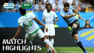 Download Uruguay v Saudi Arabia - 2018 FIFA World Cup Russia™ - Match 18 Video