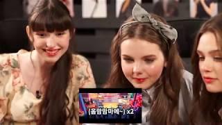 Download [우모수] BTS - 작은 것들을 위한 시 우크라이나 모델 반응! [UMT] BTS ″Boy With Luv″ reaction by Ukrainian Models (ENG SUB) Video