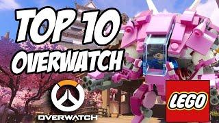 Download Top 10 LEGO Overwatch Custom Mocs Video
