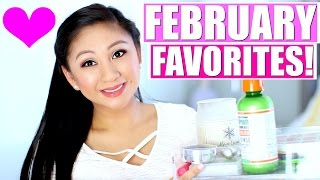 Download FEBRUARY FAVORITES 2017! | Beauty + Lifestyle: Pixi Itsjudytime, Tarte, Laneige, Amore Pacific Video