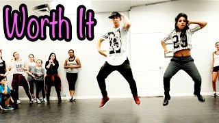 Download WORTH IT - Fifth Harmony ft Kid Ink Dance | @MattSteffanina Choreography (Beg/Int Class) Video