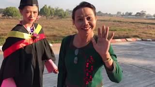 Download Vlog เดินทาง 7 # ประสบการณ์ใหม่ หนุ่ม สาวเชียงรับรับปริญญา Video
