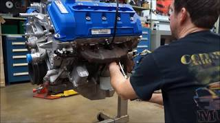 Download 2013 GT500 5.8 ENGINE BUILD By Competition Auto PART3 Video