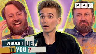Download Did Joe Sugg's mum prank him with ridiculous pets? | Would I Lie To You? - BBC Video