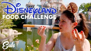 Download Ultimate Disneyland Food Challenge: Trying All Of The Disney Treats Video