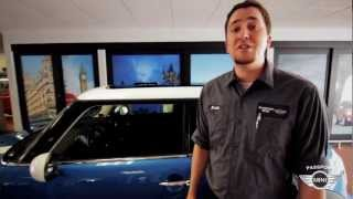 Download MINI Sessions - How To Replace The Side Scuttle On A MINI Cooper Video