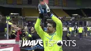 Download MKE Wave Playoff Highlights vs Chicago Mustangs 030715 Video