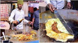 Download Bahubali / Biggest Egg Dish Loaded with 42 Eggs | Egg Street Food | Indian Street Food Video