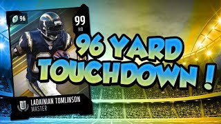 Download Madden 18 Ultimate Team :: 99 Master LT w/ 96 Yard Touchdown :: Madden 18 Ultimate Team Video
