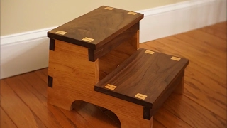 Download Step Stool Build Video