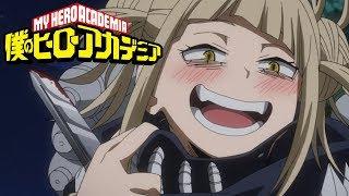 Download Tsuyu and Ochako vs Himiko Toga | My Hero Academia Video