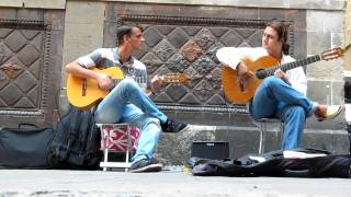 Download Flamenco Guitar. Barcelona street music (HD) Video