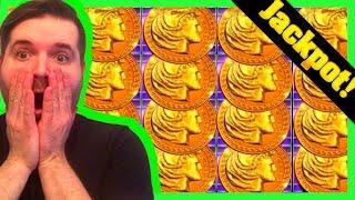 Download THE MOST AMAZING HERCULES JACKPOT ON YOUTUBE! Golden Buffalo Slot Machine Winning W/ SDguy1234 Video