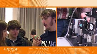 Download Open Day 2018 Video