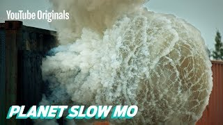 Download 4K Slow Motion Backdraft Video