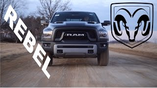 Download The Most Badass RAM Available! | RAM 1500 Rebel Review Video