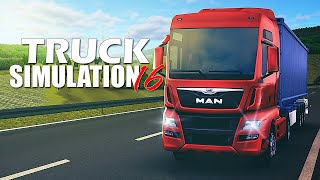 Download Truck Simulation 16 - Primeira Gameplay Video