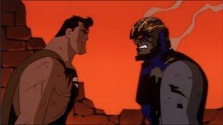 Download Superman vs Darkseid Video