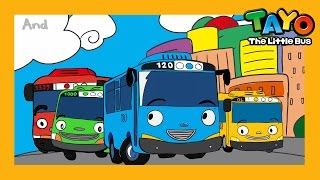 Download A Bus Meets a Green Witch EP4 l The Little Bus Tayo l Story for Kids l Bedtime l Heckerty x Tayo Video