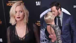 Download Jennifer Lawrence Had Moral Issues With Chris Pratt Sex Scene | Splash News TV | Splash News TV Video