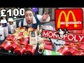 Download WE SPENT £100 on McDonald's MONOPOLY STICKERS to FIND THE £100,000 CASH PRIZE!! (JACKPOT CHALLENGE) Video