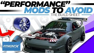 Download Performance Mods You Should Stay Away From   The Build Sheet Video