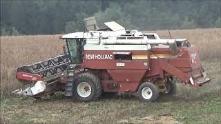 Download Žně 2017- sklizeň maku 7x New Holland Claas Lexion Tatra Liaz Video