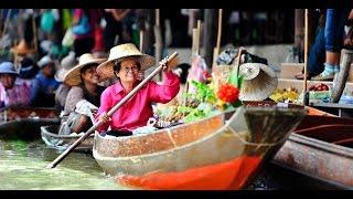 Download Bangkok floating market Video