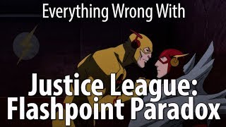 Download Everything Wrong With Justice League: Flashpoint Paradox Video