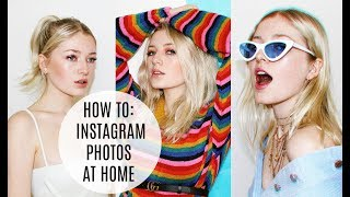 Download HOW TO TAKE HIGH QUALITY INSTAGRAM PHOTOS AT HOME / Kallie Kaiser Video