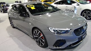 Download 2018 Opel Insignia GSI - Exterior and Interior - Auto Zürich Car Show 2017 Video