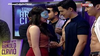 Download Tonight with Arnold Clavio: Barbie Forteza, makilala kaya ang mga abs ng leading men niya? Video