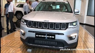 Download Jeep Compass 2017 | Real-life review Video