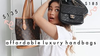 Download HOW TO AFFORD DESIGNER HANGBAGS | *all the secrets!* Video