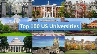 Download Top 100 US Universities Video