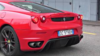 Download Ferrari F430 with Straight Pipes Exhaust INSANE SOUND!! Video
