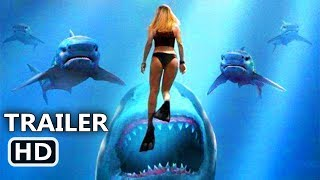 Download DEEP BLUE SEA 2 Official Trailer (2018) Shark Movie HD Video