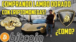 Download COMPRANDO LAMBORGHINI DE ORO CON BITCOIN Video