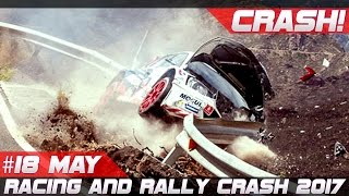 Download Racing and Rally Crash Compilation Week 18 May 2017 Video