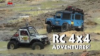 Download RC Offroad 4x4 trucks offroad expedition 4WD adventures! Video