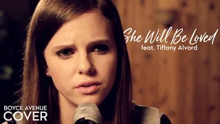 Download Maroon 5 - She Will Be Loved (Boyce Avenue feat. Tiffany Alvord acoustic cover) on Spotify & Apple Video
