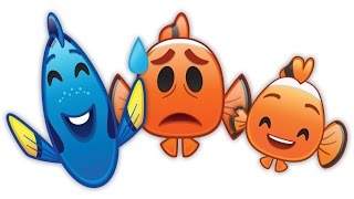 Download Finding Nemo as told by Emoji | Disney Video
