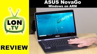 Download Windows on ARM: Asus NovaGo TP370QL Review: 2-in-1 Laptop with Snapdragon Processor Video