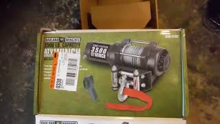 Download Mounting a Winch & Plow on a UTV Gator Video