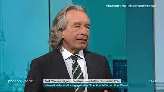Download Prof. Thomas Jäger zur Münchner Sicherheitskonferenz am 14.02.20 Video